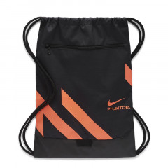 Tas Football Nike Phantom Gymsack Black
