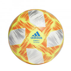 Peralatan Football Adidas Conext 19 Capitano Ball Solar Yellow