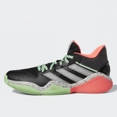 Harden Stepback Black Multicolor