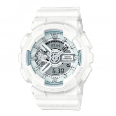 G-Shock Water Resistance 200M Resin Band White