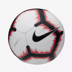 Peralatan Football Nike Strike White